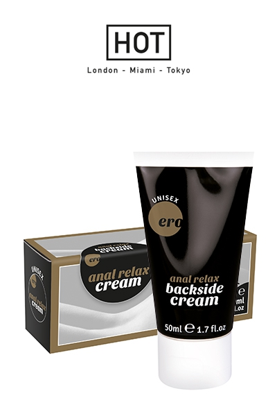 Backside anal relax cream - 50 ml
