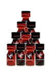 Pack 10 poppers Dominator 10ml