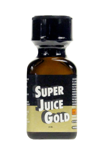 Poppers Super Juice gold 24ml